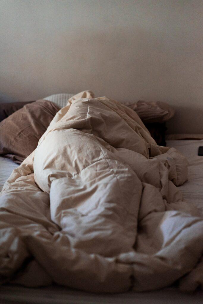 descanso por estar enfermo