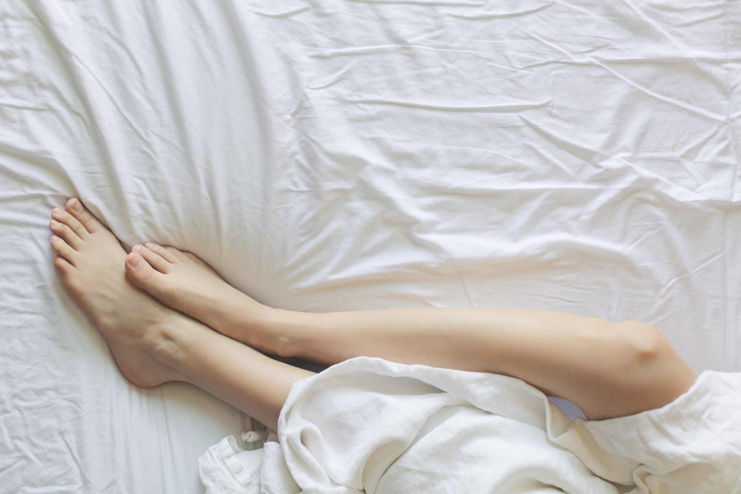calambre en la pierna mientras duerme